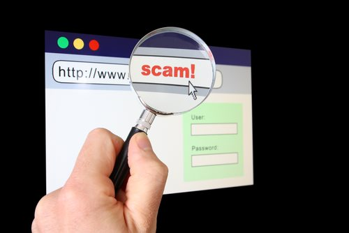 All About Anthony Morrison Scam